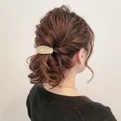 セミロング ナチュラル 大人かわいい デート ヘアスタイルや髪型の写真・画像