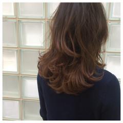 外国人風 ストリート ミディアム レイヤーカット ヘアスタイルや髪型の写真・画像