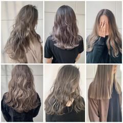 成人式 セミロング 簡単ヘアアレンジ デート ヘアスタイルや髪型の写真・画像