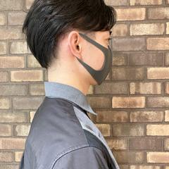 ツーブロック メンズ ショート メンズスタイル ヘアスタイルや髪型の写真・画像