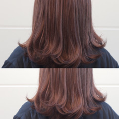 ボブ ストリート 外ハネ 冬 ヘアスタイルや髪型の写真・画像