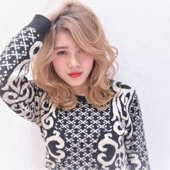渋谷系 ガーリー パーマ こなれ感 ヘアスタイルや髪型の写真・画像