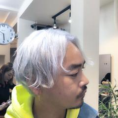 ショート ボーイッシュ ストリート メンズ ヘアスタイルや髪型の写真・画像