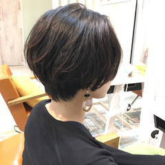 ナチュラル 大人女子 色気 艶髪 ヘアスタイルや髪型の写真・画像