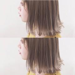 ブロンドカラー ブロンド アッシュベージュ アッシュ ヘアスタイルや髪型の写真・画像