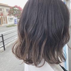 外国人風カラー ボブ グラデーションカラー 成人式 ヘアスタイルや髪型の写真・画像