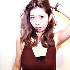 アッシュ 前髪あり ストリート 外国人風 ヘアスタイルや髪型の写真・画像