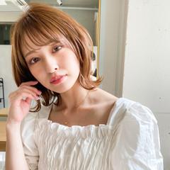 アンニュイほつれヘア ミディアム 簡単ヘアアレンジ ヘアアレンジ ヘアスタイルや髪型の写真・画像