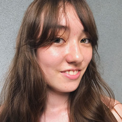ナチュラル ウェーブ 色気 アンニュイ ヘアスタイルや髪型の写真・画像