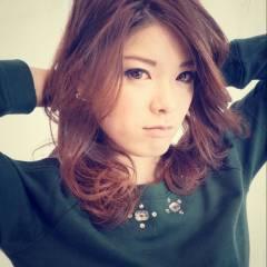 ゆるふわ ナチュラル 大人かわいい 渋谷系 ヘアスタイルや髪型の写真・画像