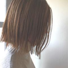 ストリート モード 大人女子 外ハネ ヘアスタイルや髪型の写真・画像