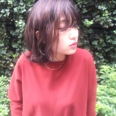 秋 大人かわいい ストリート 抜け感 ヘアスタイルや髪型の写真・画像