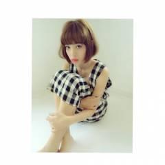外国人風カラー ショート ストリート オン眉 ヘアスタイルや髪型の写真・画像