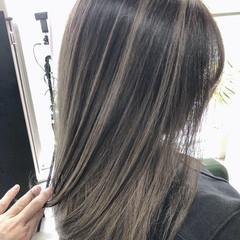 ミディアム 外国人風カラー 外国人風フェミニン グラデーションカラー ヘアスタイルや髪型の写真・画像