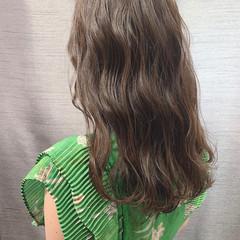 外国人風カラー エレガント 透明感カラー おしゃれさんと繋がりたい ヘアスタイルや髪型の写真・画像