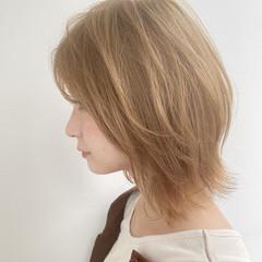 圧倒的透明感 ボブヘアー ボブ 切りっぱなしボブ ヘアスタイルや髪型の写真・画像