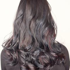 ピンク ナチュラル ミディアム 外国人風カラー ヘアスタイルや髪型の写真・画像