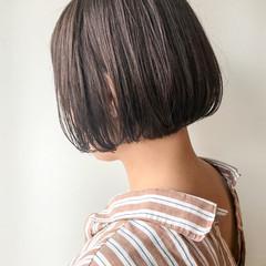 ショートボブ コンサバ ゆるふわ モテ髪 ヘアスタイルや髪型の写真・画像
