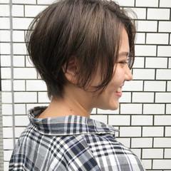 アッシュグレージュ 女子力 かっこいい オフィス ヘアスタイルや髪型の写真・画像