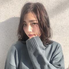 冬 ヘアアレンジ ブルージュ 秋 ヘアスタイルや髪型の写真・画像