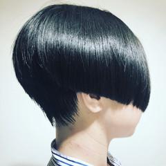ショートボブ コンサバ ボブ ショートヘア ヘアスタイルや髪型の写真・画像