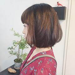 ナチュラル 女子会 アンニュイ 透明感 ヘアスタイルや髪型の写真・画像