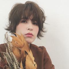透明感 かわいい アンニュイ ナチュラル ヘアスタイルや髪型の写真・画像