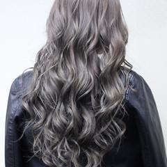 外国人風カラー ロング 透明感 暗髪 ヘアスタイルや髪型の写真・画像