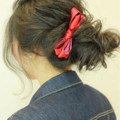 デート ナチュラル ロング 女子会 ヘアスタイルや髪型の写真・画像