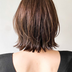 アンニュイほつれヘア ヘアアレンジ インナーカラー オレンジベージュ ヘアスタイルや髪型の写真・画像