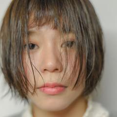 ショート ゆるふわ デート スポーツ ヘアスタイルや髪型の写真・画像