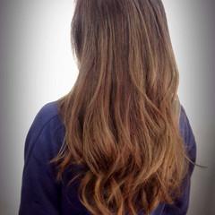 ブラウン ハイライト 外国人風 ストリート ヘアスタイルや髪型の写真・画像