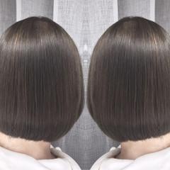 スポーツ エレガント 上品 ハイライト ヘアスタイルや髪型の写真・画像
