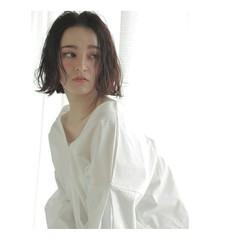 外国人風 こなれ感 ナチュラル 大人女子 ヘアスタイルや髪型の写真・画像