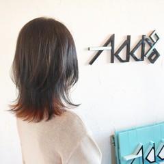 韓国風ヘアー 韓国ヘア エレガント 韓国 ヘアスタイルや髪型の写真・画像