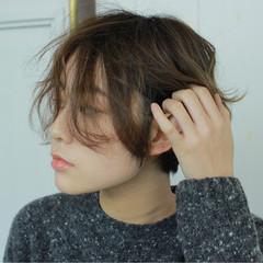 こなれ感 パーマ ニュアンス 大人女子 ヘアスタイルや髪型の写真・画像