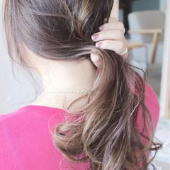 ロング アンニュイ 上品 女子会 ヘアスタイルや髪型の写真・画像