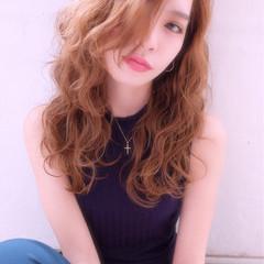 ストリート ガーリー ゆるふわ 大人かわいい ヘアスタイルや髪型の写真・画像