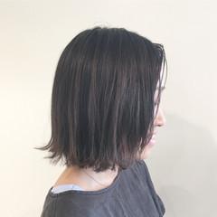 アッシュ グラデーションカラー グレージュ ストリート ヘアスタイルや髪型の写真・画像