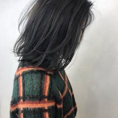外国人風カラー 冬 アッシュ 秋 ヘアスタイルや髪型の写真・画像