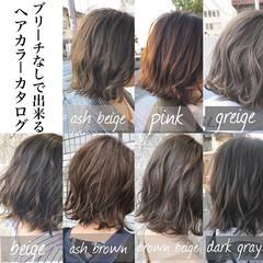 ミニボブ 外ハネボブ ショートボブ 切りっぱなしボブ ヘアスタイルや髪型の写真・画像