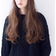 抜け感 モード 外国人風 ナチュラル ヘアスタイルや髪型の写真・画像