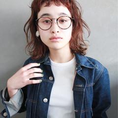 ウェーブ 外国人風 ストリート パーマ ヘアスタイルや髪型の写真・画像