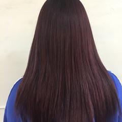 暗髪 ガーリー ロング 渋谷系 ヘアスタイルや髪型の写真・画像