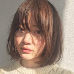 ゆるふわ 大人かわいい ミディアム 色気 ヘアスタイルや髪型の写真・画像