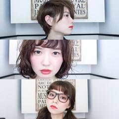 ニュアンス ミルクティー 外国人風 色気 ヘアスタイルや髪型の写真・画像