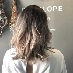 スポーツ ミディアム アウトドア ストリート ヘアスタイルや髪型の写真・画像