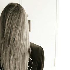 グラデーションカラー 渋谷系 外国人風 ハイライト ヘアスタイルや髪型の写真・画像