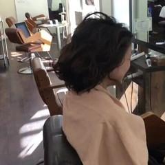 結婚式 ミディアム ヘアアレンジ 大人かわいい ヘアスタイルや髪型の写真・画像