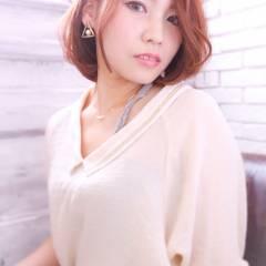 大人かわいい コンサバ フェミニン 外国人風 ヘアスタイルや髪型の写真・画像